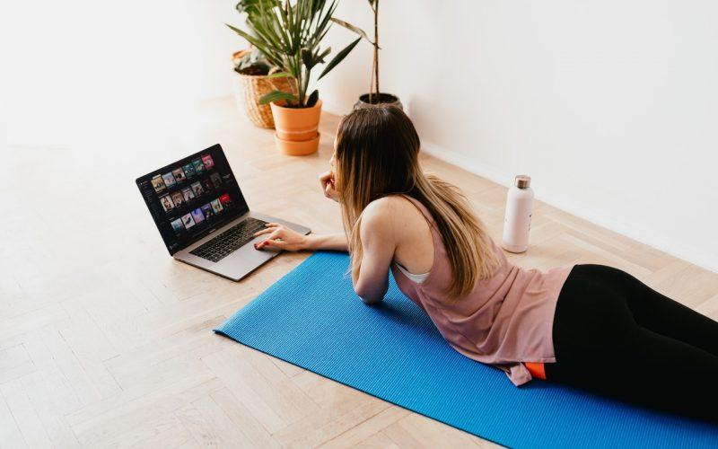 fitness en beleggen